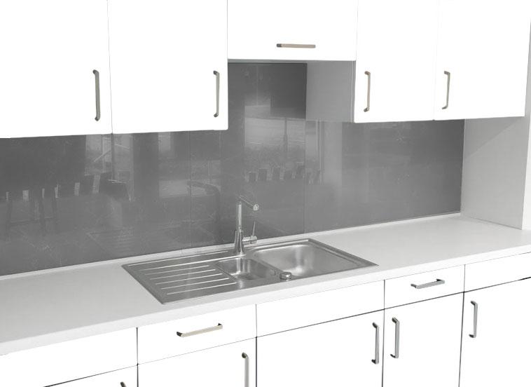 Glasrückwände für die Küche: Küchenrückwände aus Wedel / Hamburg